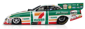 In partnership with Oberto brands, 7-Eleven to sponsor Jim Dunn Racing in 2017