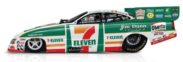 Jim Dunn Racing