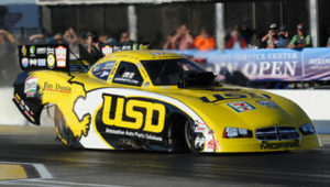 NHRA Arizona Nationals Sunday Notebook
