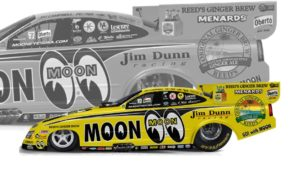 NHRA: Reed's Ginger Brew joins Mooneyes, Jim Dunn Racing for Finals