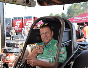 CAMPBELL READY FOR SECOND SEASON DRIVING FOR JIM DUNN