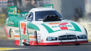 Dunn Racing 7-Eleven/Oberto Funny Car to make 2018 debut at Gatornationals