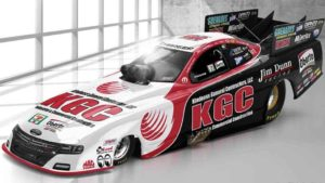 Kindness General Contractors to sponsor Jim Dunn Racing Funny Car at NHRA SpringNationals