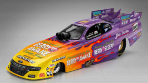 Berry Sleepy Products joins Jim Dunn Racing at St. Louis event