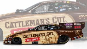 Oberto Snacks' Cattleman's Cut brand to sponsor Jim Dunn Racing