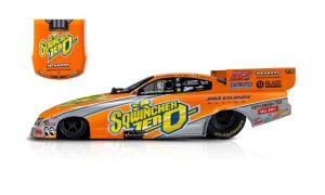 Jim Dunn Racing Reveals New Sponsor for NHRA Restart