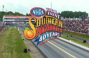 Read more about the article NHRA and Atlanta Dragway have announced that the 2021 NHRA Southern Nationals, April 30-May 2, will be the final NHRA national event at the historic track