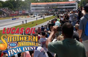 Read more about the article Lucas Oil to sponsor NHRA Southern Nationals finale at Atlanta Dragway