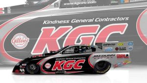 Read more about the article Kindness General Contractors joins Jim Dunn Racing at the Las Vegas race